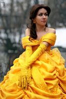 Princess Belle by Ryoko-demon