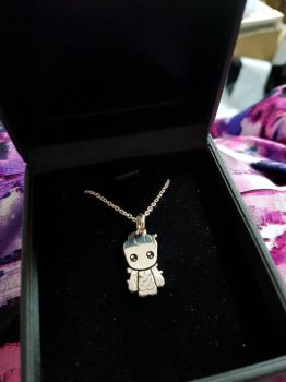 Baby Groot Pendant Complete by MichaelEastwood