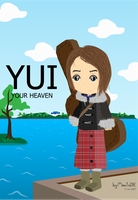 YUI - Your Heaven chibi by maxtodie