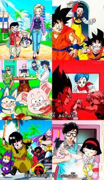 Dragon Ball Super by angelitowhd