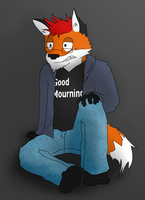 Good Mourning by 1000VoltFox