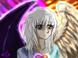 Ryou Change of Heart by rainbow-ravens