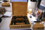 Wine Glasses Box by KW-Scott