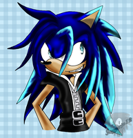 Contest prize for Ichiro-the-hedgehog by Jaggerjo12