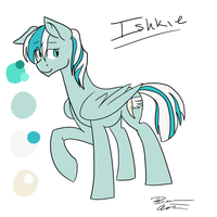 For Ishkie - OC by ThunderShock0823