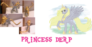 princess derpy Final by Hope-Loneheart