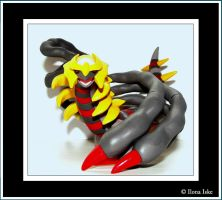 Giratina Zukan by Ilona-the-Sinister