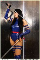 Psylocke by SebSarubbi