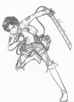 Another Eren Pic by Maygirl96