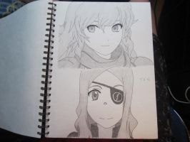 Yang and Marie by XxSgtCampbell
