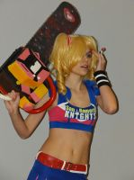 Juliet Starling (Lollipop Chainsaw) - Cos-Mo 2014 by Groucho91