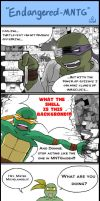 TMNT comic strip 7 by Colend