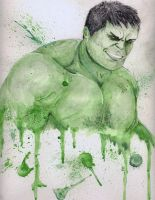 HULK by piratebutl23