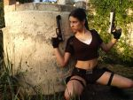 Lara Croft  - In ambush by TanyaCroft