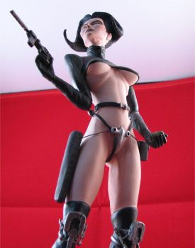 Aeon Flux I by jkno4u