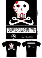 the possible suscon t shirt by thedsw