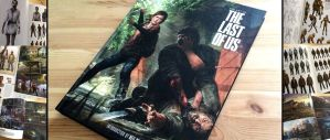 Art Book Review: The Last of Us by CGCookie