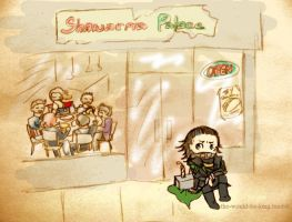 Then Shawarma After by witheredgrass