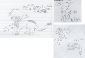 More doodles my gosh by sami86404