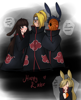 Happy Easter by vodkatan