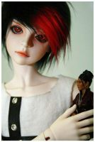 Martha Jones - Doll of Doll by ObsceneThoughts