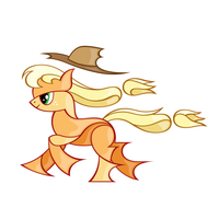 Applejack by Dahtamnay
