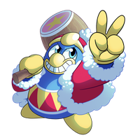 Collab Entry: King Dedede by Nintooner