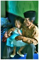 A Poetry of Grandfather by emjea