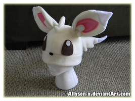 Minccino Hat by Allyson-x