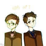 Happy 50th Anniversary by Alligates
