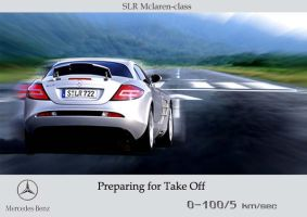 mercedes ad by Eagle806