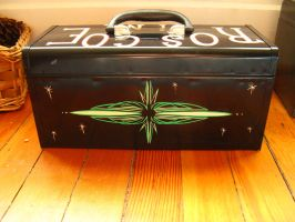 Roscoe's Paintbox by Hepcat-Pinstriping