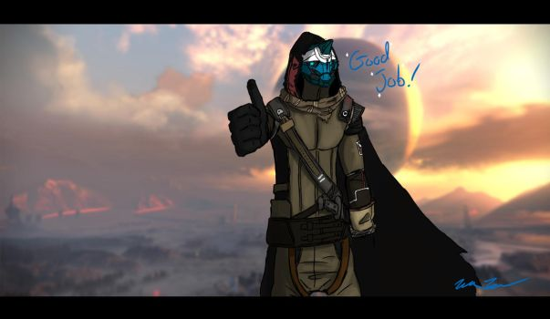 Cayde 6 by EOTB