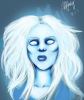 The Ice Queen by RoganRulz089