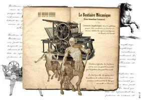 Le Bestiaire Mecanique V.I by misfitmalice