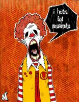 ronald's lament by DepartmentM