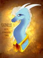Guardian - Rainelle by IcelectricSpyro
