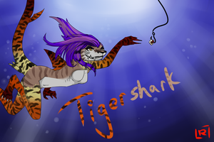 Tigershark by BitchesLoveCannons