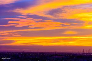 Sunset 4 by BatfromHell