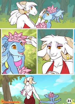 Gift from the Water God pg. 31. by Zummeng