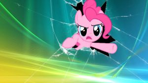 Pinkie Pie Breaking The 4th WALL XD by CrystaHedgefox444