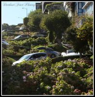 Lombard St by DarkestFear