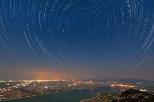 Startrails by NickKoutoulas