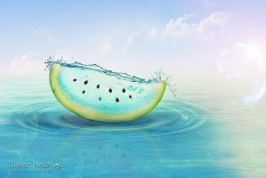 WATERmelon by Tinss