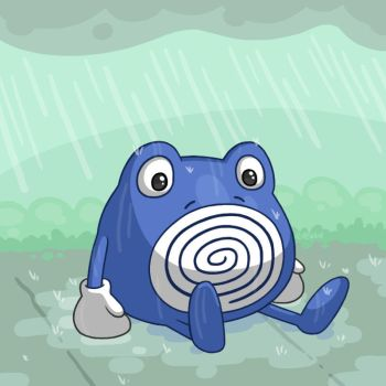 Poliwhirl by e-Readie