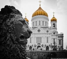 The Cathedral of Christ The Savior by Dactari