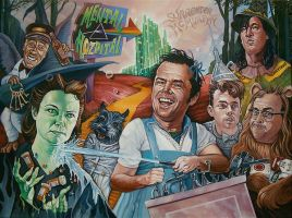 """One Flew Over The Rainbow"" by davidmacdowell"