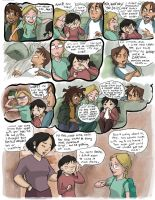 My Avatar Friend pg 2 by Isaia