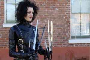 Edward Scissorhands by TheSinisterLove