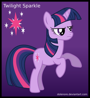 Twilight Sparkle by dolenore